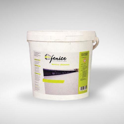 Fenice vernice alluminio in fase solvente